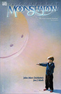 Cover Thumbnail for The Compleat Moonshadow (DC, 1998 series)