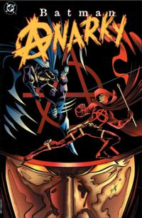 Cover Thumbnail for Batman: Anarky (DC, 1999 series)