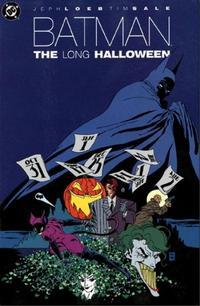 Cover Thumbnail for Batman: The Long Halloween (DC, 1999 series) #[nn] [First Printing]