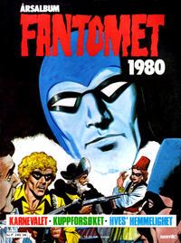 Cover Thumbnail for Fantomet årsalbum (Semic, 1977 series) #1980