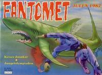 Cover Thumbnail for Fantomet julehefte (Semic, 1987 series) #1987
