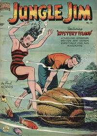 Cover Thumbnail for Jungle Jim (Pines, 1949 series) #13