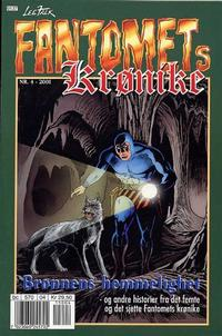 Cover Thumbnail for Fantomets krønike (Hjemmet / Egmont, 1998 series) #4/2001