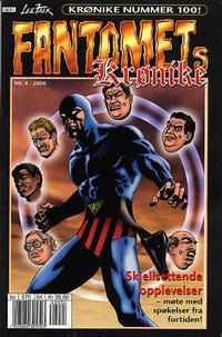 Cover Thumbnail for Fantomets krønike (Hjemmet / Egmont, 1998 series) #4/2006