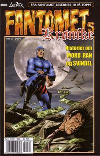 Cover Thumbnail for Fantomets krønike (Hjemmet / Egmont, 1998 series) #8/2006