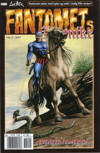 Cover Thumbnail for Fantomets krønike (Hjemmet / Egmont, 1998 series) #2/2007