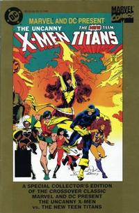 Cover Thumbnail for The Uncanny X-Men and the New Teen Titans (Marvel; DC, 1996 series) #1