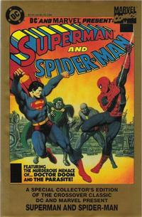 Cover Thumbnail for Superman and Spider-Man (Marvel; DC, 1995 series) #1