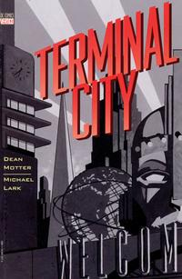 Cover Thumbnail for Terminal City (DC, 1997 series)
