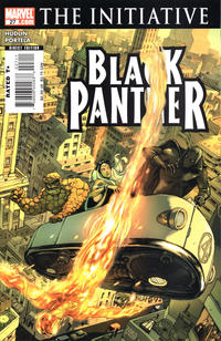 Cover Thumbnail for Black Panther (Marvel, 2005 series) #27