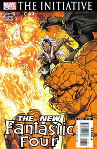 Cover Thumbnail for Fantastic Four (Marvel, 1998 series) #544 [Direct Edition]