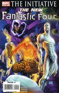 Cover Thumbnail for Fantastic Four (Marvel, 1998 series) #545 [Direct Edition]