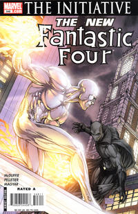 Cover Thumbnail for Fantastic Four (Marvel, 1998 series) #546 [Direct Edition]