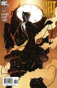 Cover Thumbnail for Catwoman (DC, 2002 series) #65