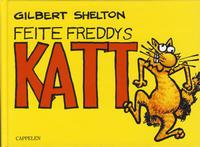 Cover Thumbnail for Feite Freddys katt (Cappelen, 1988 series)