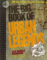 Cover Thumbnail for The Big Book of Urban Legends (DC, 1994 series)