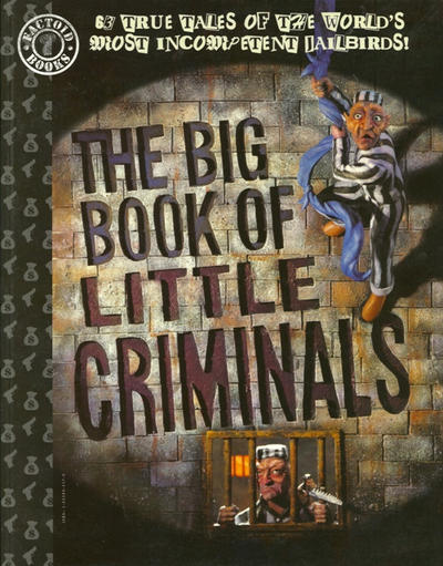 Cover for The Big Book of Little Criminals (DC, 1996 series)
