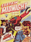 Cover for Captain Midnight (L. Miller & Son, 1962 series) #7