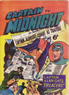Cover for Captain Midnight (L. Miller & Son, 1962 series) #8