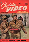 Cover for Captain Video (L. Miller & Son, 1951 series) #4
