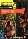 Cover for Illustrierte Klassiker [Classics Illustrated] (Rudl Verlag, 1952 series) #8 - Marco Polo beim Großkhan der Mongolen