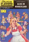Cover for Illustrierte Klassiker [Classics Illustrated] (BSV - Williams, 1956 series) #1 - Alice im Wunderland