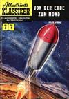 Cover for Illustrierte Klassiker [Classics Illustrated] (BSV - Williams, 1956 series) #2 - Von der Erde zum Mond [HLN 16]