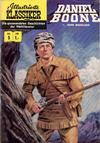 Cover for Illustrierte Klassiker [Classics Illustrated] (BSV - Williams, 1956 series) #5 - Daniel Boone [HLN 16]