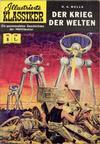 Cover for Illustrierte Klassiker [Classics Illustrated] (BSV - Williams, 1956 series) #6 - Der Krieg der Welten [HLN 16]