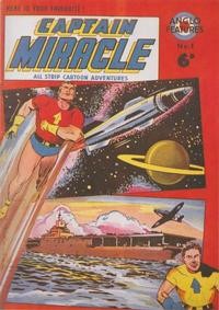 Cover Thumbnail for Captain Miracle (Mick Anglo Ltd., 1960 series) #1