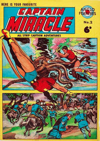 Cover Thumbnail for Captain Miracle (Mick Anglo Ltd., 1960 series) #2