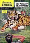 Cover for Illustrierte Klassiker [Classics Illustrated] (BSV - Williams, 1956 series) #7 - Auf Tierfang im Dschungel [HLN 16]