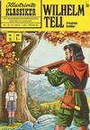 Cover for Illustrierte Klassiker [Classics Illustrated] (BSV - Williams, 1956 series) #8 - Wilhelm Tell