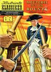 Cover for Illustrierte Klassiker [Classics Illustrated] (BSV - Williams, 1956 series) #9 - Meuterei auf der Bounty