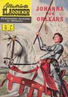 Cover for Illustrierte Klassiker [Classics Illustrated] (BSV - Williams, 1956 series) #11 - Johanna von Orleans [HLN 16]