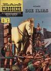 Cover for Illustrierte Klassiker [Classics Illustrated] (BSV - Williams, 1956 series) #13 - Die Ilias