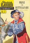 Cover for Illustrierte Klassiker [Classics Illustrated] (BSV - Williams, 1956 series) #18 - Der Prinz und der Bettelknabe