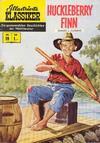 Cover for Illustrierte Klassiker [Classics Illustrated] (BSV - Williams, 1956 series) #19 - Huckleberry Finn [HLN 32]