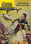 Cover for Illustrierte Klassiker [Classics Illustrated] (BSV - Williams, 1956 series) #20 - 20.000 Meilen unter dem Meer [HLN 32]