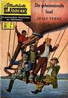 Cover for Illustrierte Klassiker [Classics Illustrated] (BSV - Williams, 1956 series) #21 - Die geheimnisvolle Insel [HLN 32]