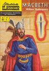 Cover for Illustrierte Klassiker [Classics Illustrated] (BSV - Williams, 1956 series) #22 - Macbeth