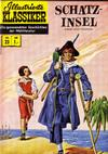 Cover for Illustrierte Klassiker [Classics Illustrated] (BSV - Williams, 1956 series) #23 - Schatzinsel