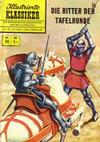 Cover Thumbnail for Illustrierte Klassiker [Classics Illustrated] (1956 series) #24 - Die Ritter der Tafelrunde [Gelbe Leiste]