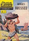 Cover for Illustrierte Klassiker [Classics Illustrated] (BSV - Williams, 1956 series) #25 - Homer's Odyssee [HLN 32]