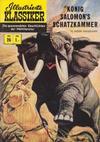 Cover for Illustrierte Klassiker [Classics Illustrated] (BSV - Williams, 1956 series) #26 - König Salomon's Schatzkammer