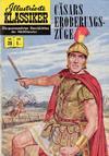Cover for Illustrierte Klassiker [Classics Illustrated] (BSV - Williams, 1956 series) #28 - Cäsars Eroberungszüge