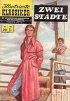Cover for Illustrierte Klassiker [Classics Illustrated] (BSV - Williams, 1956 series) #30 - Zwei Städte