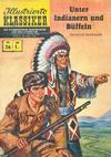 Cover for Illustrierte Klassiker [Classics Illustrated] (BSV - Williams, 1956 series) #36 - Unter Indianern und Büffeln