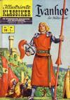 Cover for Illustrierte Klassiker [Classics Illustrated] (BSV - Williams, 1956 series) #38 - Ivanhoe