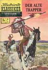 Cover for Illustrierte Klassiker [Classics Illustrated] (BSV - Williams, 1956 series) #39 - Der alte Trapper